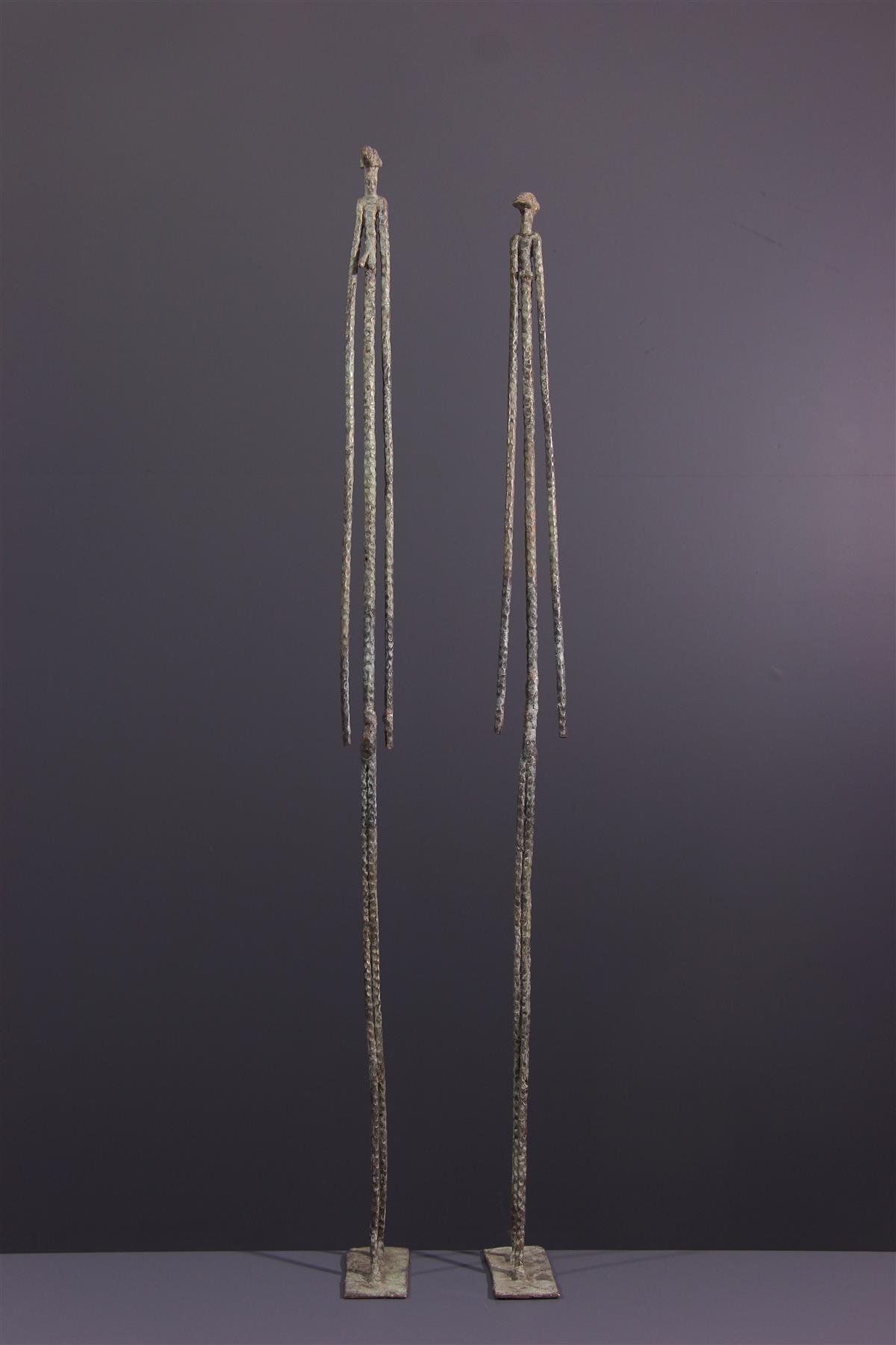 Bronzes Dogon - African art