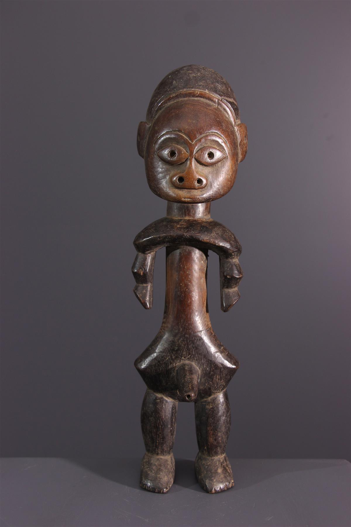 Zande figurines - African art
