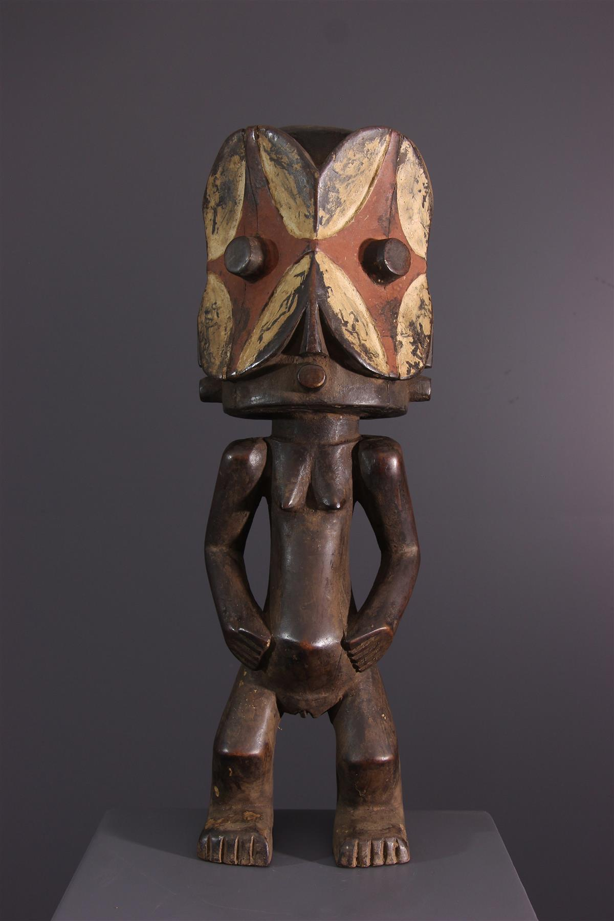 Statue Buyu - African art