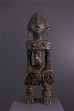 Female figure Ngbandi Ngbirondo