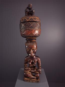 African art - Pfemba Kongo Maternity Box