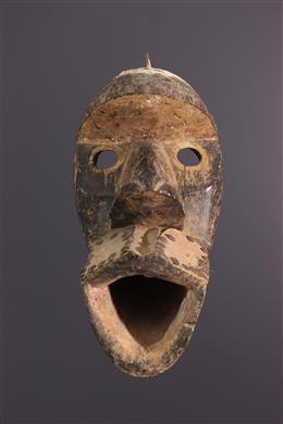 African art - Dan / Kran Mask