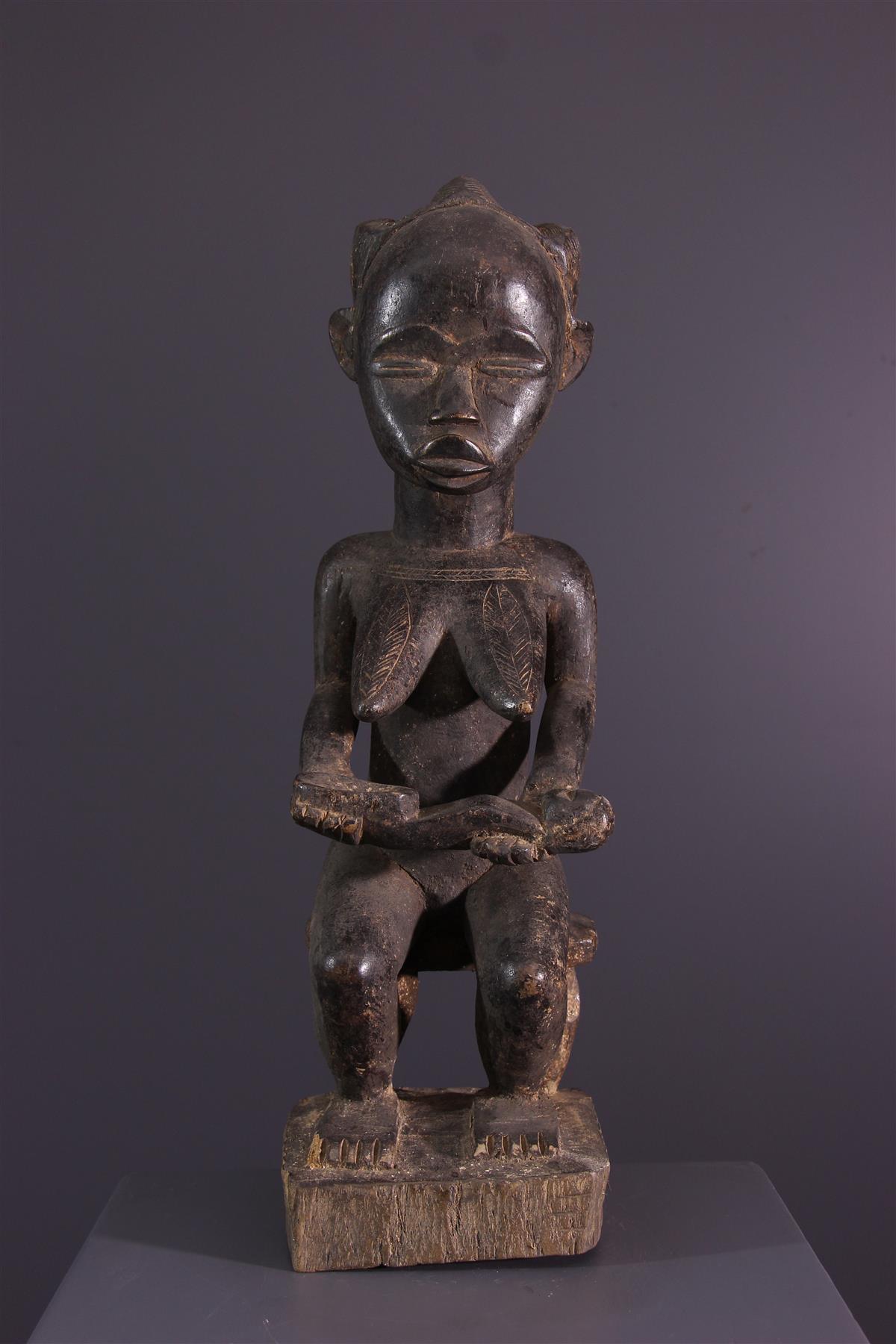Statue Dan - African art