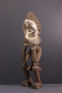 Kiteke Suku Ritual Statue
