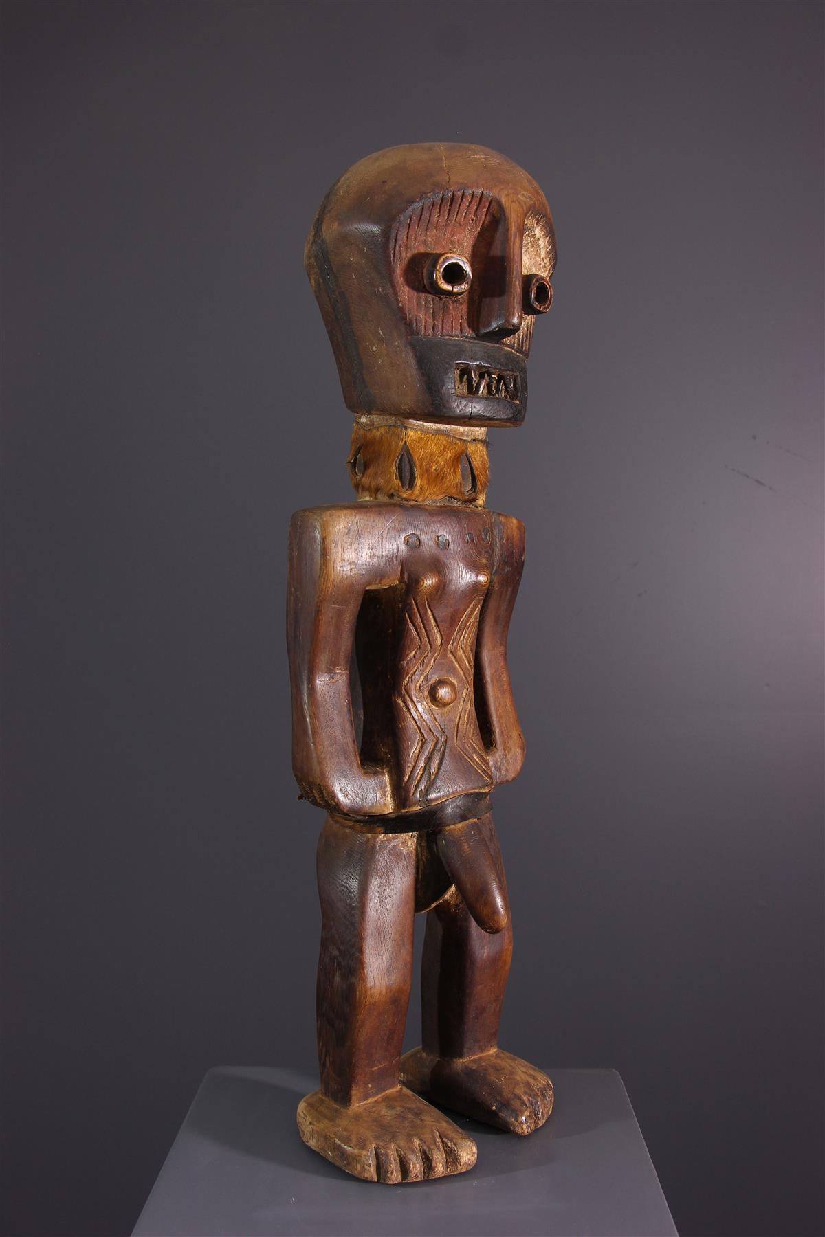 Statue Metoko - African art