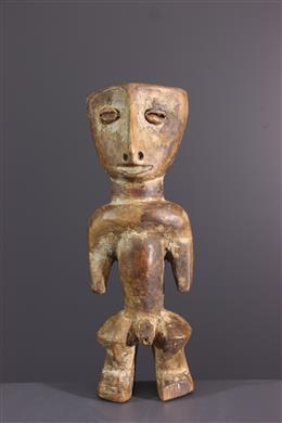 African art - Statuette Iginga of Bwami Lega