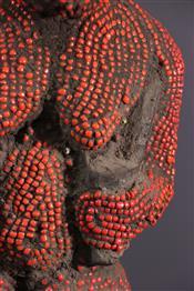 Statues africainesStatue Bamoun