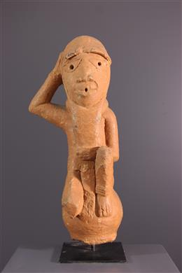Anthropomorphic figure Nok