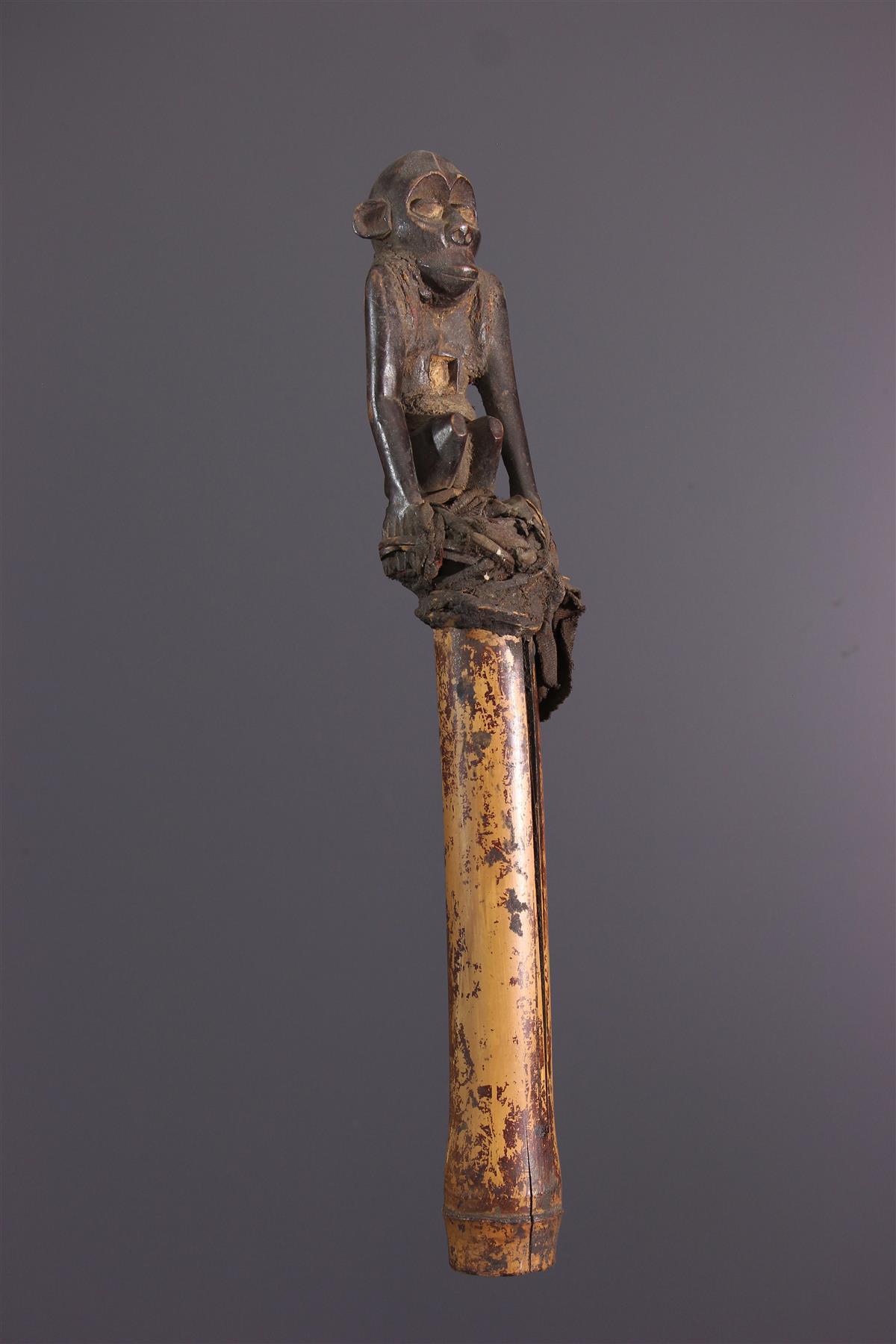 Bulu stick - African art