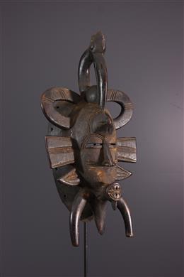 African art - Senoufo mask