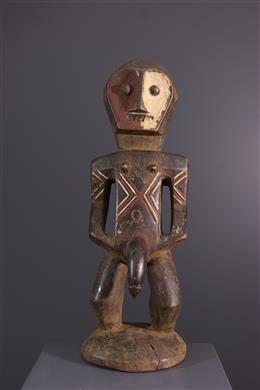 African art - Funeral statue Metoko