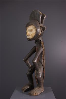 African art - Mbole Ofika figure