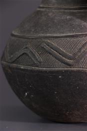 Terres cuitesMangbetu Pottery