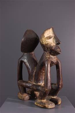 African art - Lega Iginga figure