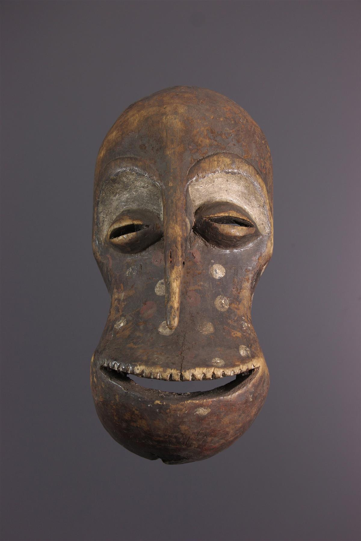 Hemba Mask - African art