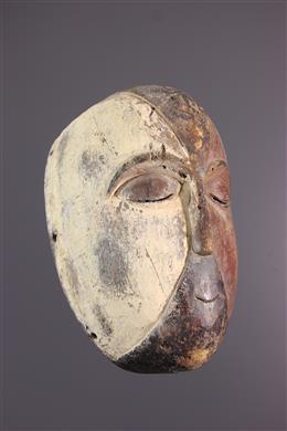 African art - Large Galoa Okukwé Mask