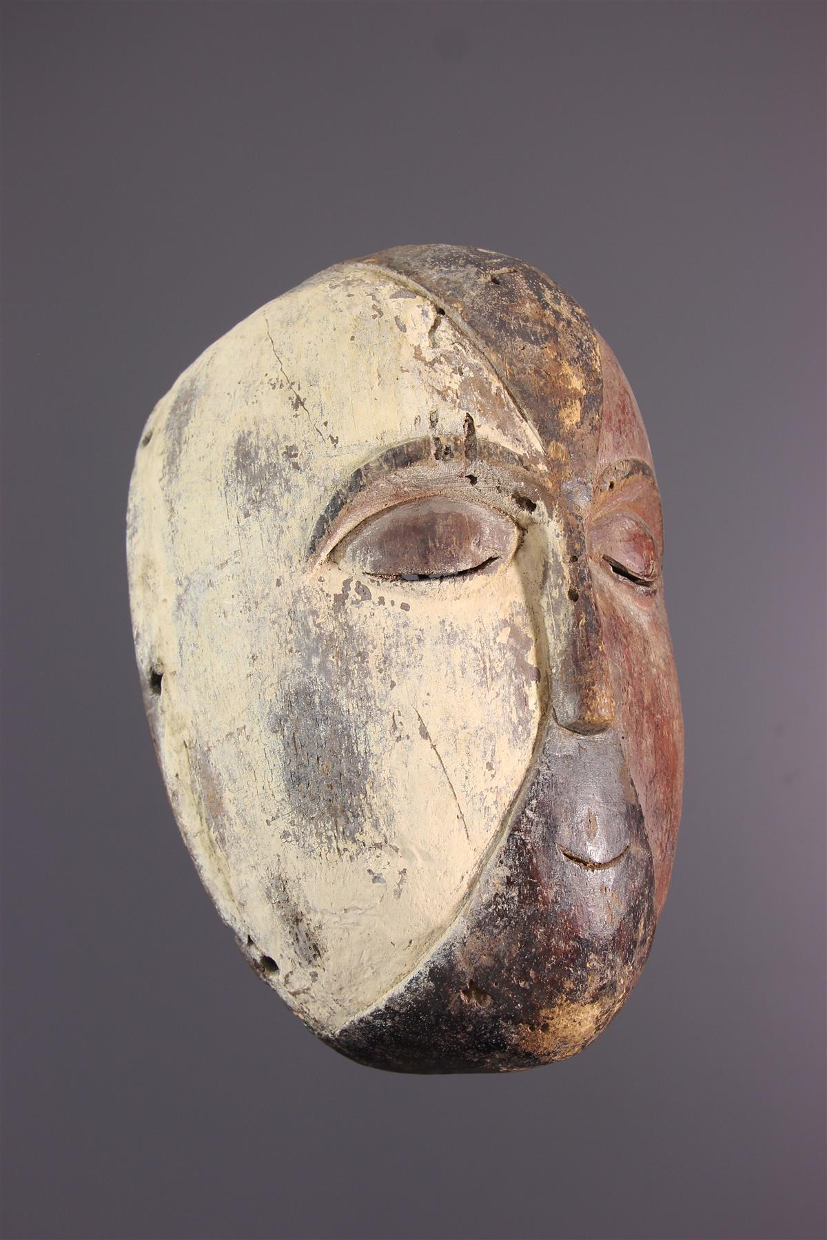 Galoa Mask - African art