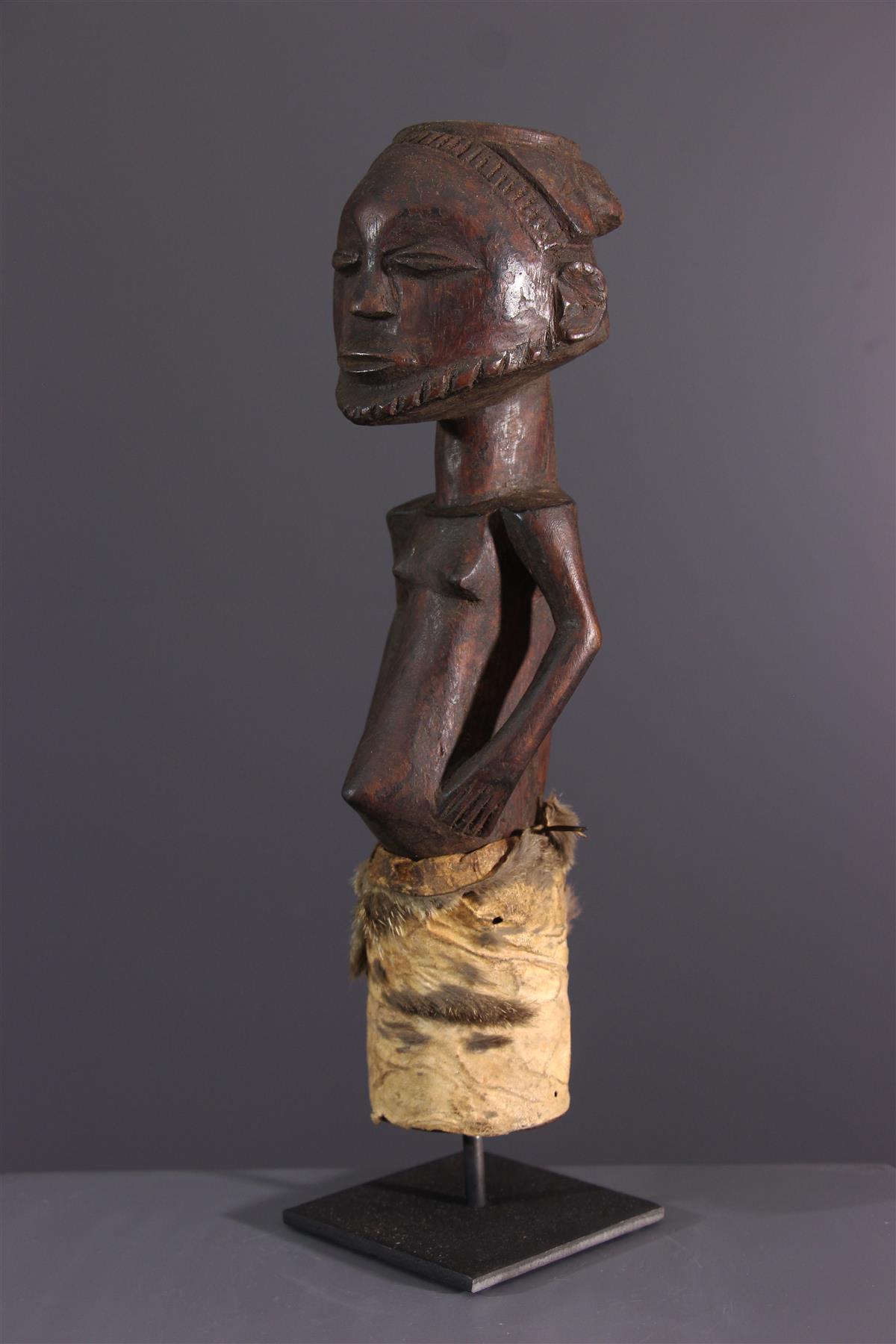 Statue Kusu - African art