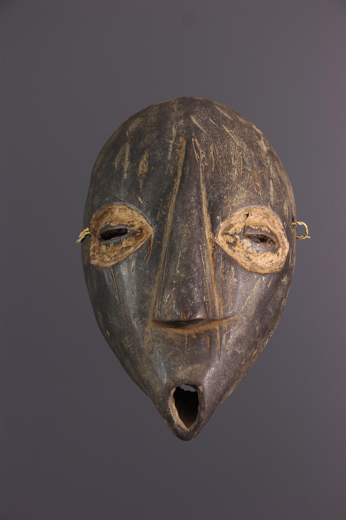 Boyo mask - African art
