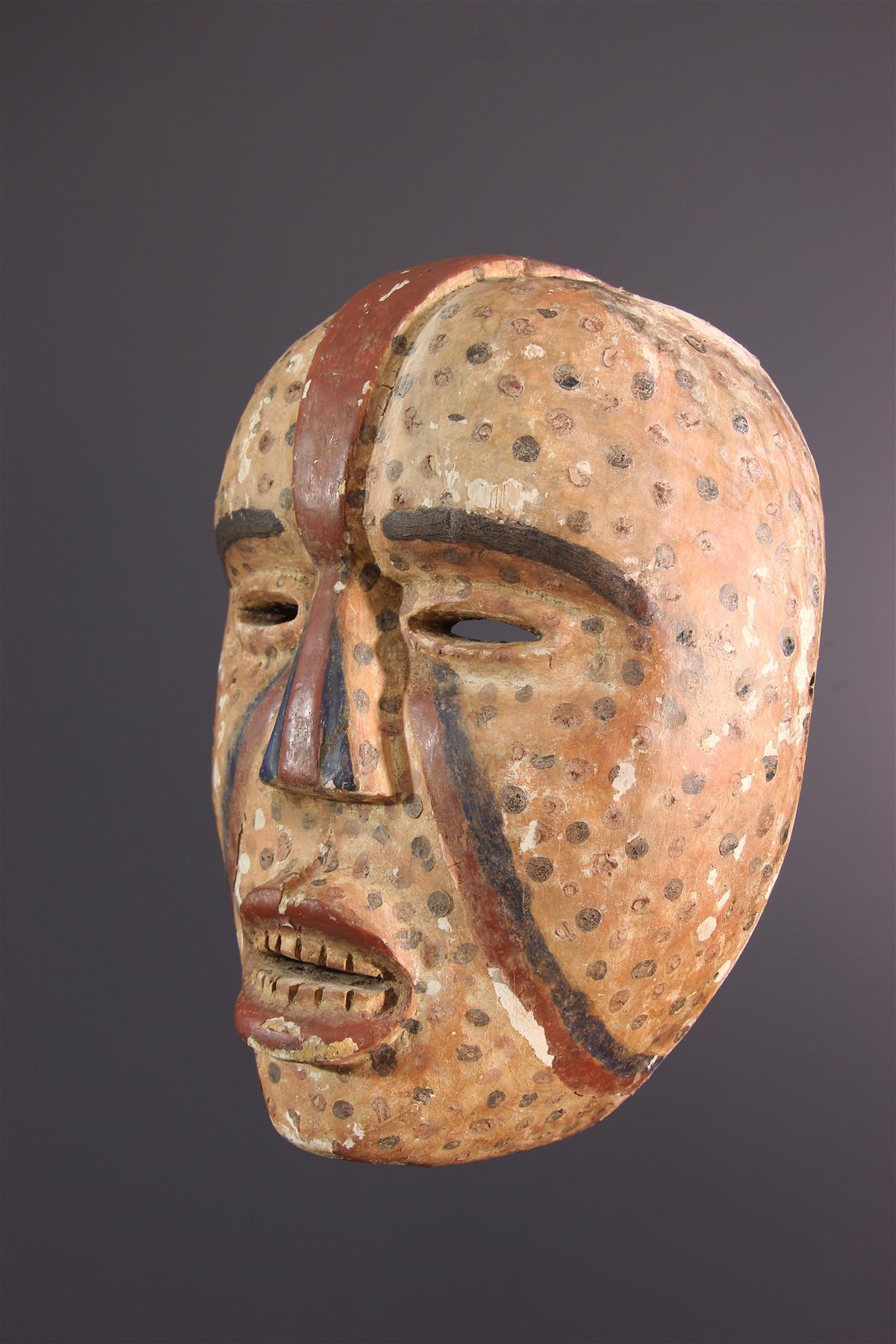 Woyo mask - African art