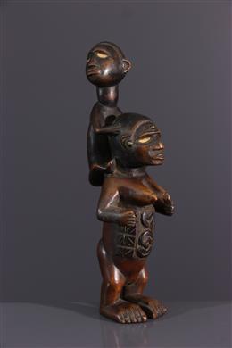 African art - Statuette Bembé