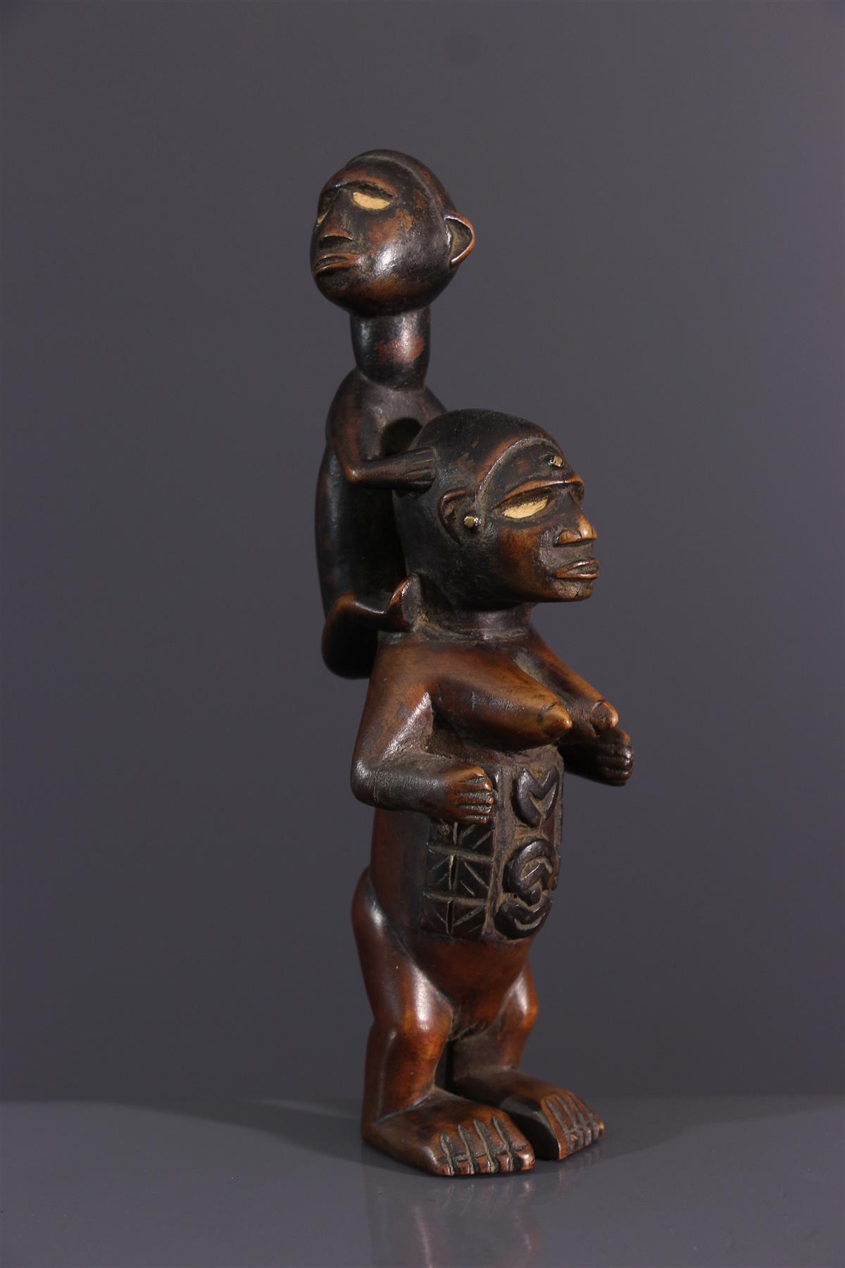 Statuette Bembe - African art