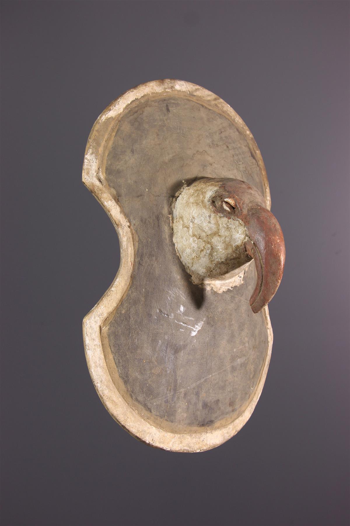 Zela Shield  - African art