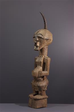 African art - Grand fétiche Songye Nkisi