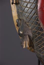 Masque africainCrocodile mask