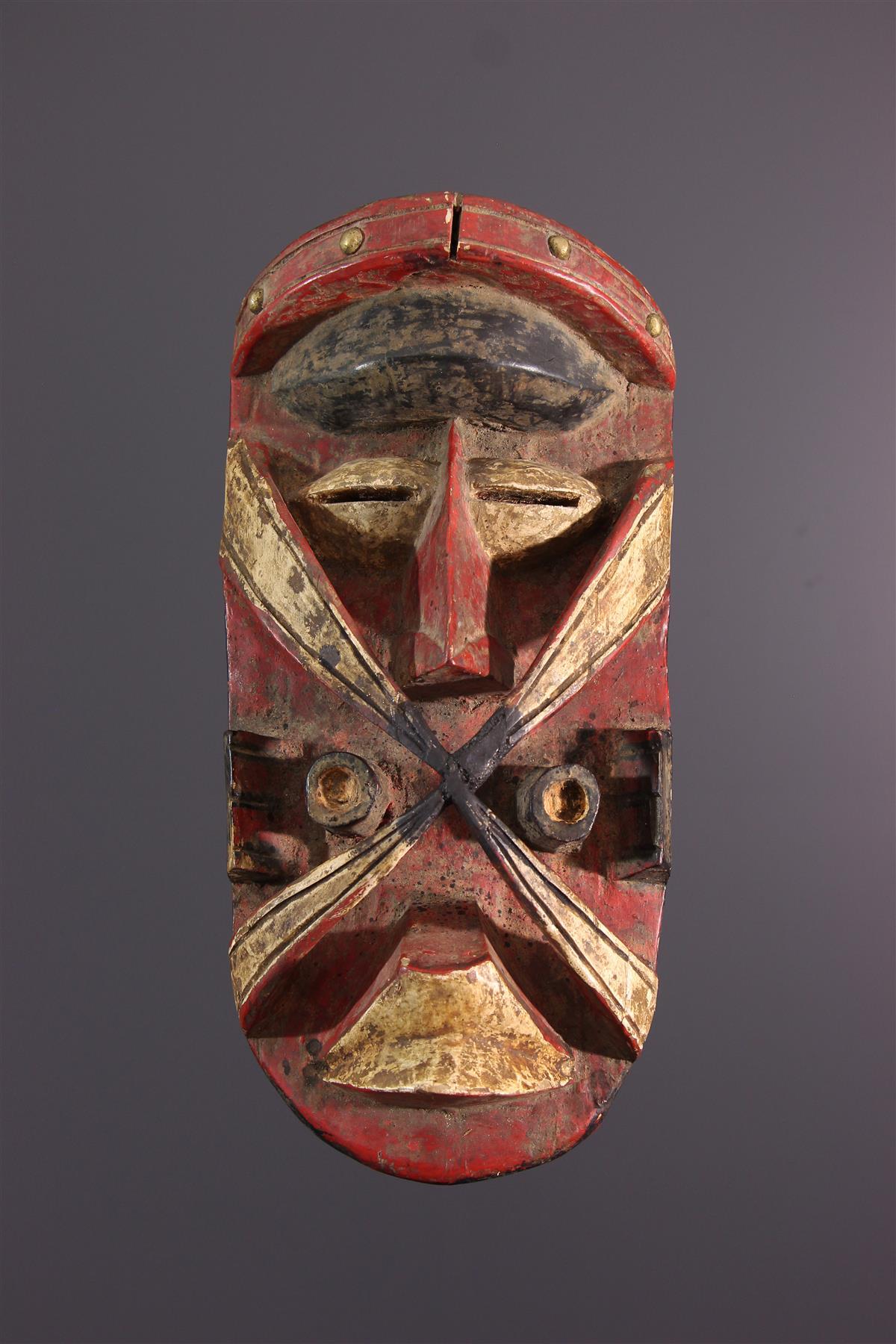 Guere mask - African art