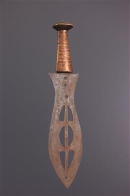 African art - Short SwordTetela