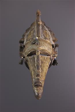 African art - Markha, Warka mask