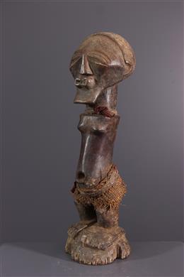 African art - Fetish statuette Nkisi Songye