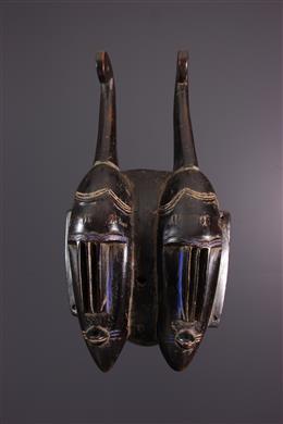 African art - Senoufo/Guro mask