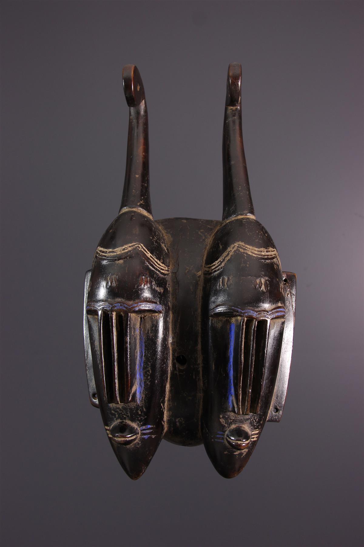 Senoufo/Guro mask - African art