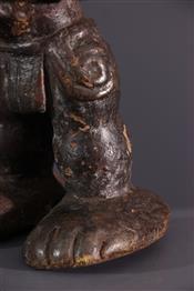 Statues africainesLulua statue