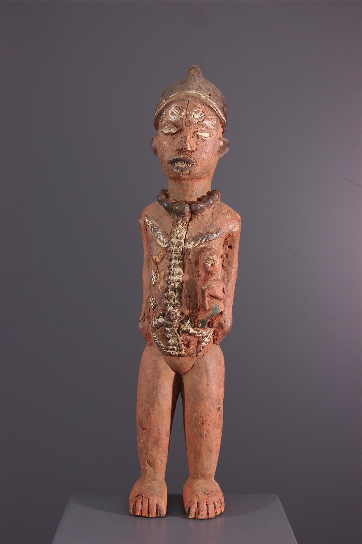 Kouyou statue - African art