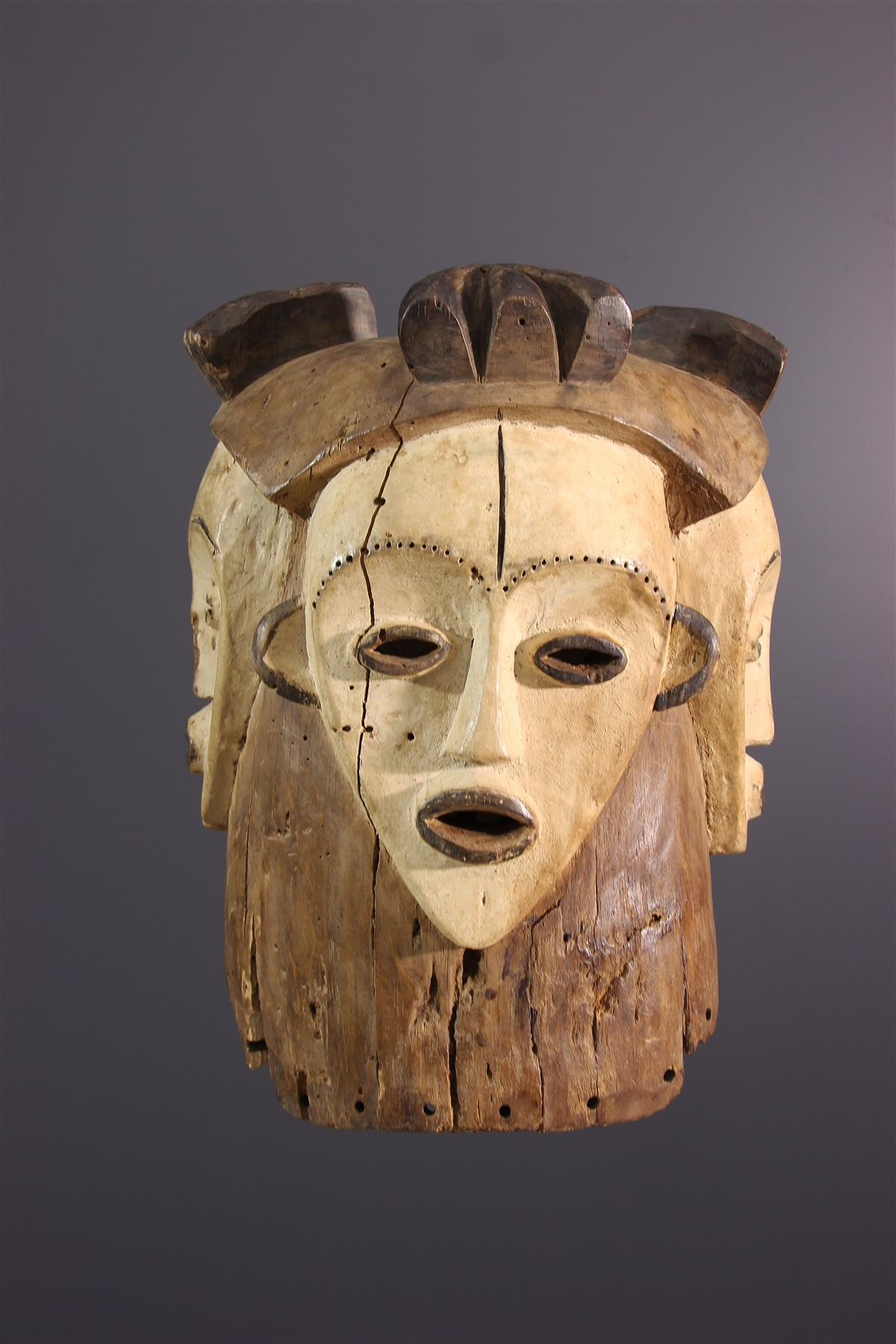 Fang Mask - African art