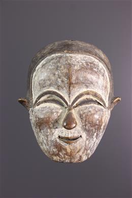 Small Tsogho mask