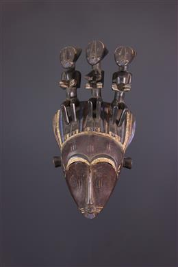 African art - Koulango Bouna Mask of the Do