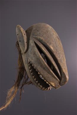 Bamana zoomorphic mask