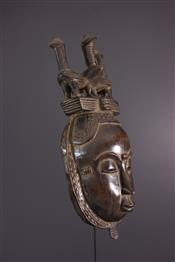 Masque africainYohoure Mask