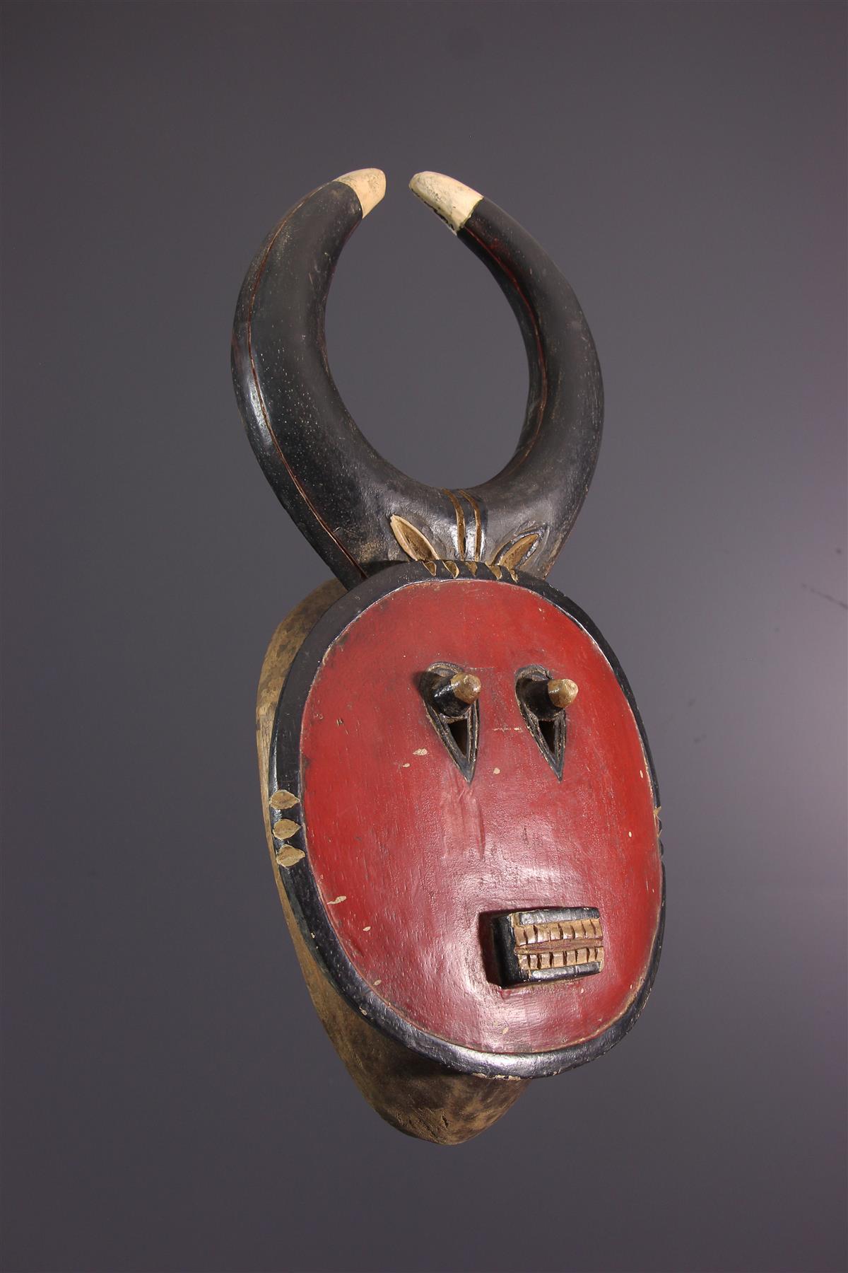 Goli Mask - African art
