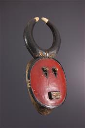 Masque africainGoli Mask