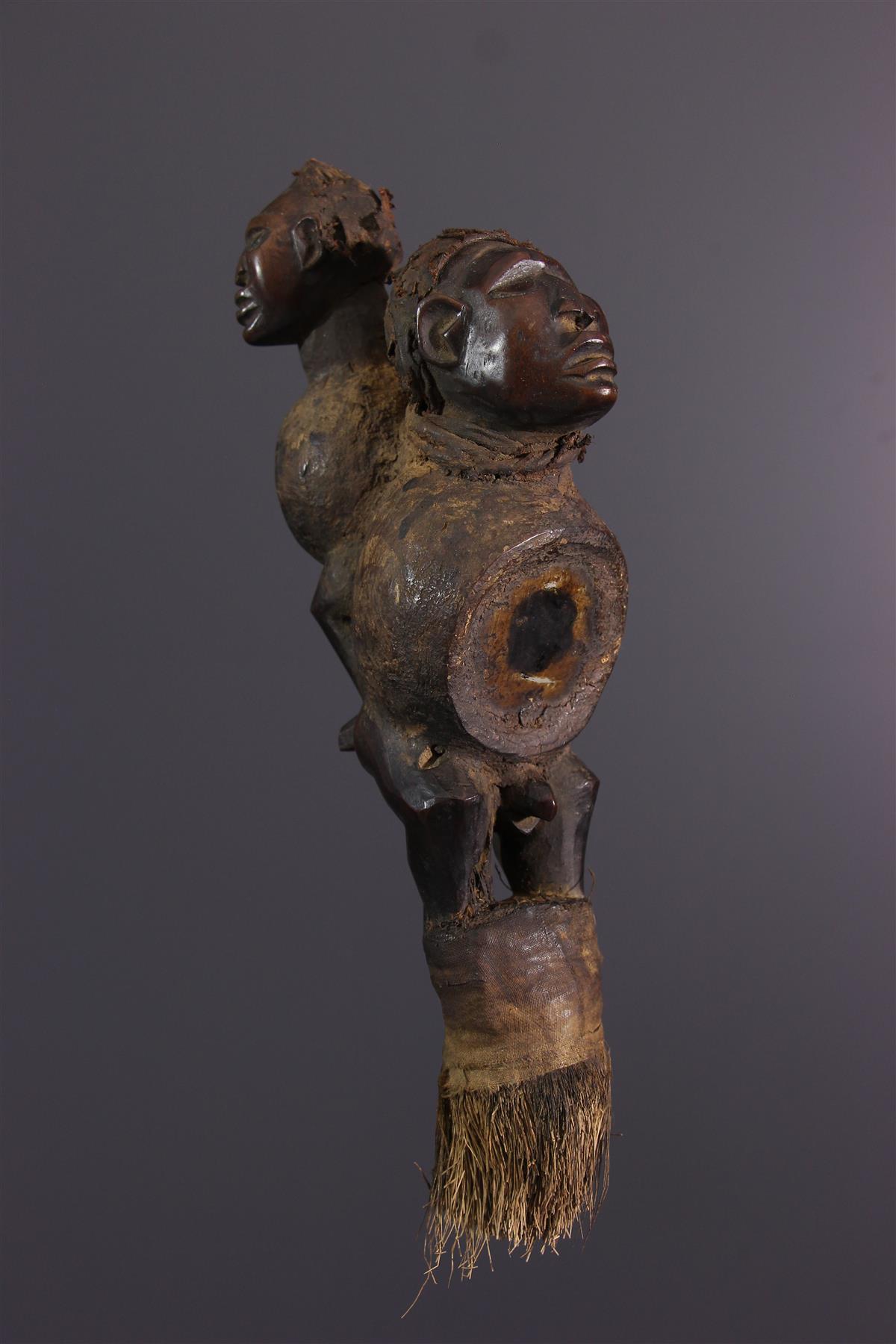 Fetish Congo - African art