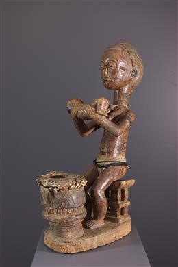 African art - Maternity Baule Waka sona