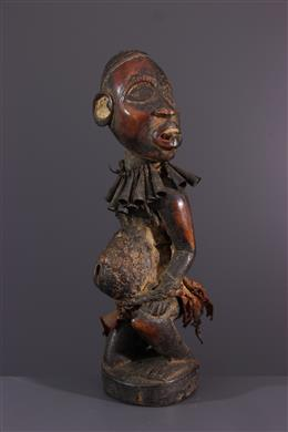 African art - Kongo/Vili Nkisi fetish statuette