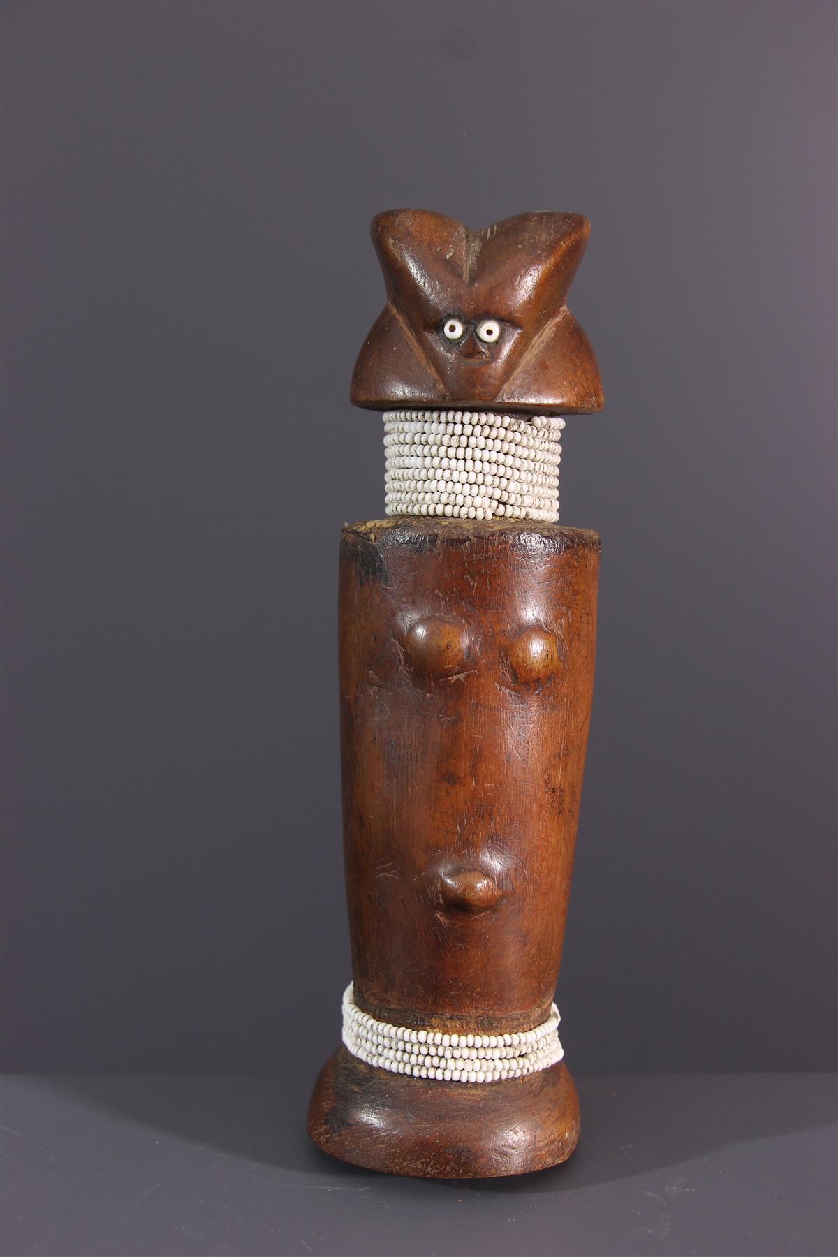 Poupée Zaramo - African art