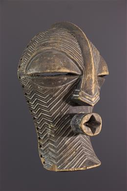 African art - Kifwebe mask of Songye
