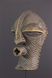 Masque africainKifwebe Mask